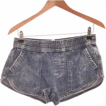 Vêtements Femme Shorts / Bermudas Hollister Short  36 - T1 - S Bleu