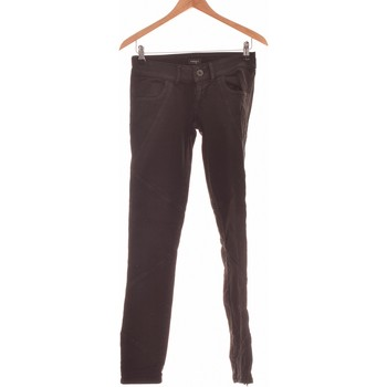 Vêtements Femme Jeans slim Freesoul Jean Slim Femme  34 - T0 - Xs Noir