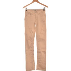 Vêtements Femme Jeans droit School Rag Jean Droit Femme  34 - T0 - Xs Gris