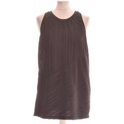 Vêtements Femme Tops / Blouses Neil Barrett Débardeur  40 - T3 - L Noir