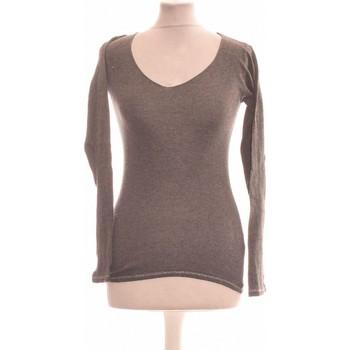 Vêtements Femme Pulls Etam Pull Femme  34 - T0 - Xs Gris