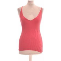 Vêtements Femme Tops / Blouses Infinitif Débardeur  36 - T1 - S Rose