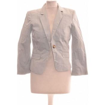 Vêtements Femme Vestes / Blazers H&M Blazer  38 - T2 - M Bleu