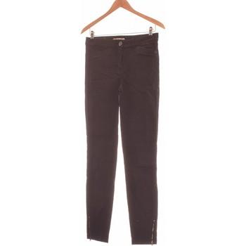 Vêtements Femme Pantalons Pennyblack Pantalon Droit Femme  38 - T2 - M Noir