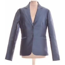 Vêtements Femme Vestes / Blazers Jil Sander Blazer  38 - T2 - M Bleu