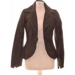 Vêtements Femme Vestes / Blazers 1.2.3 Blazer  36 - T1 - S Noir