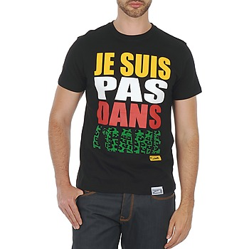 T-shirts & Polos Wati B TEE Noir 350x350