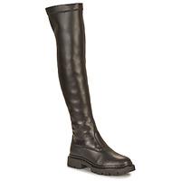 Chaussures Femme Cuissardes Ikks BT80105 Noir