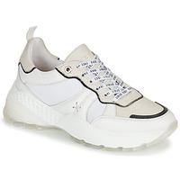 Chaussures Femme Baskets basses Ikks BT80205 Blanc