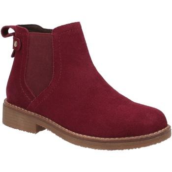 Chaussures Femme Boots Hush puppies  Bordeaux