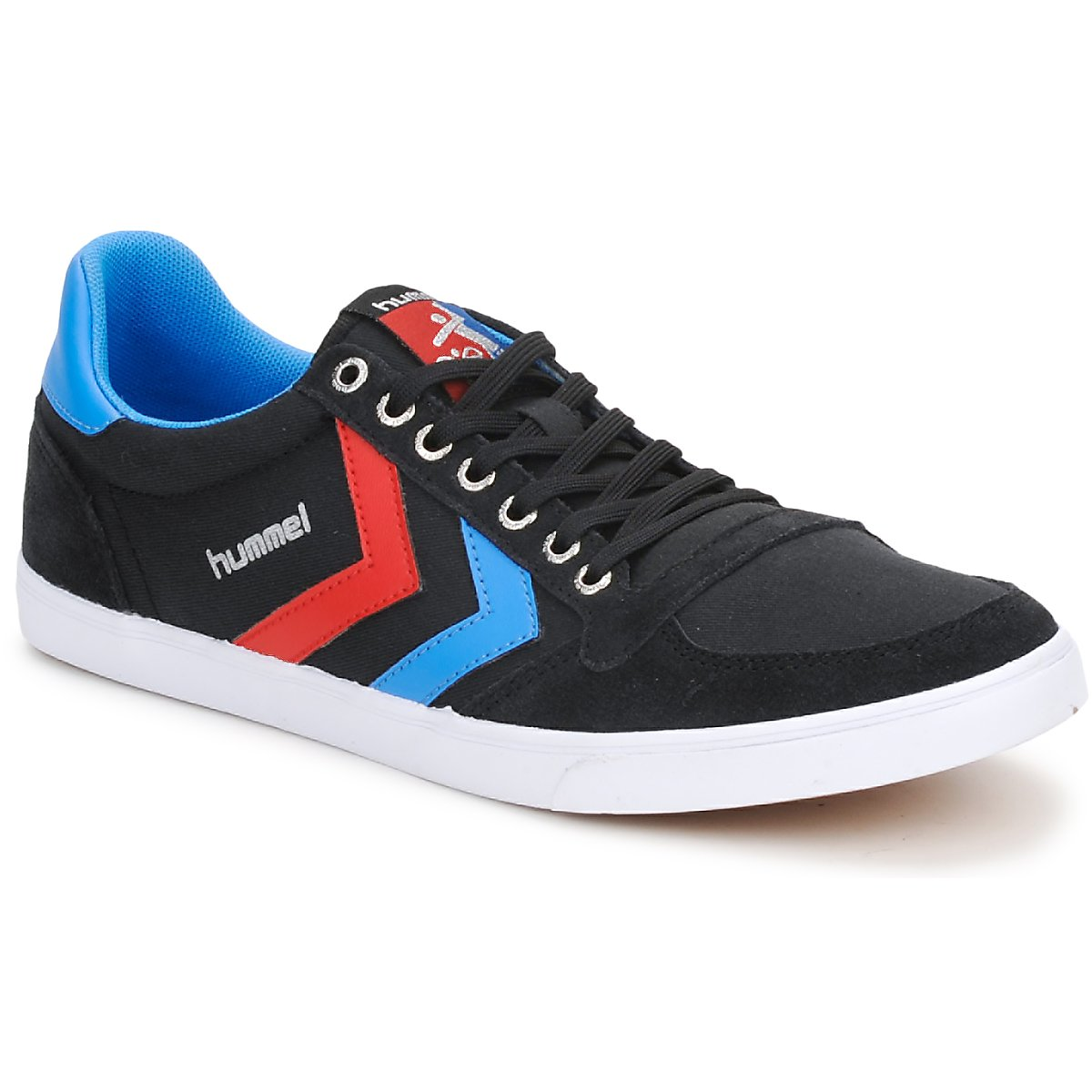 Hummel TEN STAR LOW CANVAS Noir