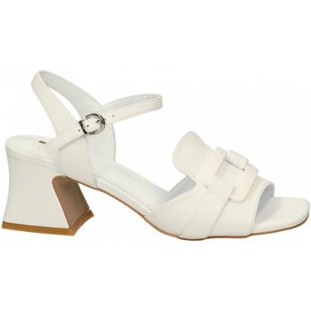 Chaussures Femme Sandales et Nu-pieds Jeannot NAPPA E21 bianco