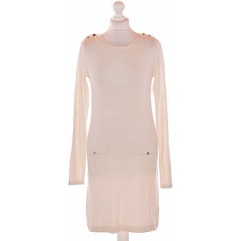 Vêtements Femme Robes courtes Ada Gatti Robe Courte  36 - T1 - S Blanc