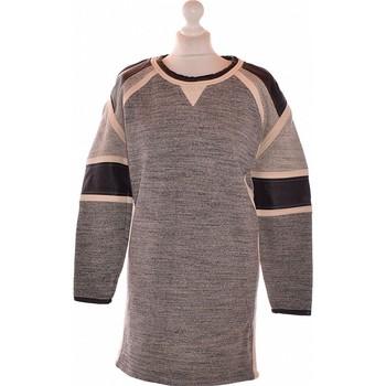 Vêtements Femme Robes courtes Iro Robe Courte  36 - T1 - S Gris