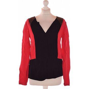 Vêtements Femme Tops / Blouses Axara Top Manches Longues  36 - T1 - S Noir