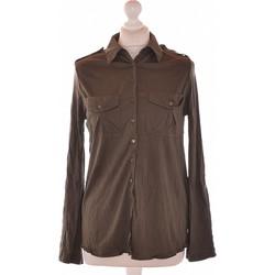 Vêtements Femme Chemises / Chemisiers 1.2.3 Chemise  34 - T0 - Xs Vert