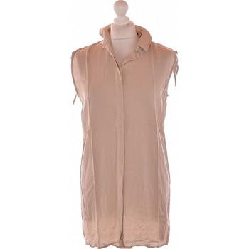 Vêtements Femme Chemises / Chemisiers All Saints Chemise  34 - T0 - Xs Beige