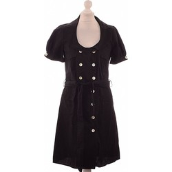 Vêtements Femme Robes longues Anne Fontaine Robe Mi-longue  40 - T3 - L Noir