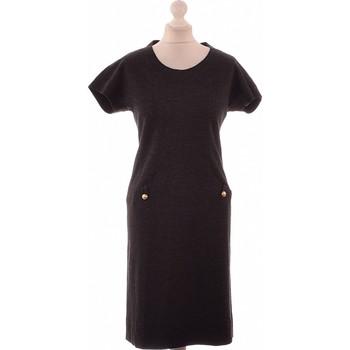 Vêtements Femme Robes longues Gerard Darel Robe Mi-longue  36 - T1 - S Gris