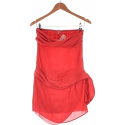 Vêtements Femme Robes courtes Iro Robe Courte  34 - T0 - Xs Rose