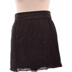 Vêtements Femme Jupes Ange Jupe Courte  36 - T1 - S Noir