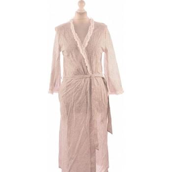 Vêtements Femme Robes longues Feraud Robe Mi-longue  40 - T3 - L Blanc