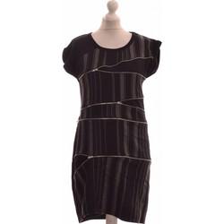 Vêtements Femme Robes courtes Derhy Robe Courte  36 - T1 - S Noir
