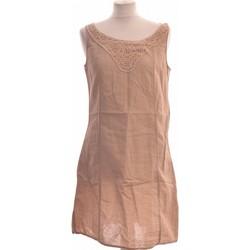 Vêtements Femme Robes courtes Ash Robe Courte  36 - T1 - S Beige