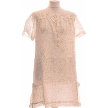 Vêtements Femme Robes courtes A.p.c. Robe Courte A.p.c. 38 - T2 - M Blanc
