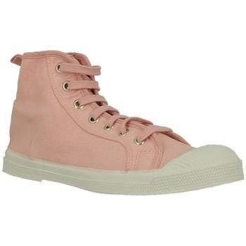 Chaussures Femme Baskets montantes Bensimon STELLA Rose