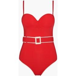 Vêtements Femme Maillots de bain 1 pièce Aubade maillot de bain une pièce la baie des vagues Sanguine