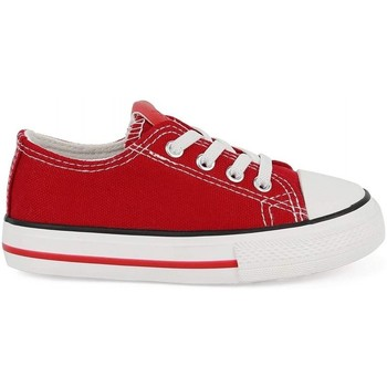 Chaussures Enfant Baskets basses Chika 10 25291-18 Rouge