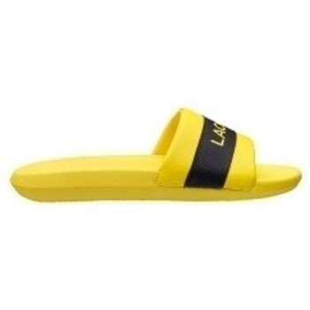 Chaussures Homme Tongs Lacoste - Chanclas para Hombre Amarillo - Ylw Jaune