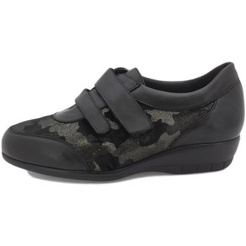 Chaussures Femme Slip ons Gasymar 7686 Negro