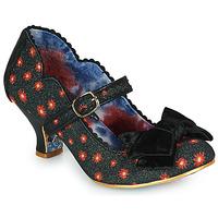 Chaussures Femme Escarpins Irregular Choice SUMMER BREEZE Noir / Rouge