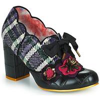 Chaussures Femme Escarpins Irregular Choice KIND WORDS Noir