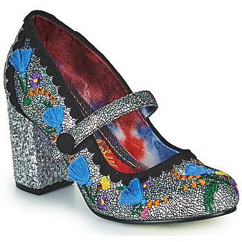 Chaussures Femme Escarpins Irregular Choice THISTLE DARLING Argenté