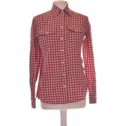 Vêtements Femme Chemises / Chemisiers Banana Republic Chemise  34 - T0 - Xs Rouge
