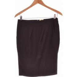 Vêtements Femme Jupes Sisley Jupe Courte  38 - T2 - M Noir