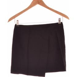 Vêtements Femme Jupes Sisley Jupe Courte  34 - T0 - Xs Noir