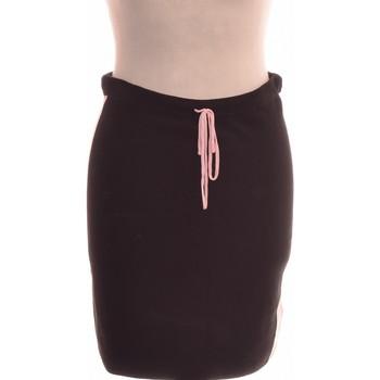 Vêtements Femme Jupes Etincelle Couture Jupe Courte  38 - T2 - M Noir