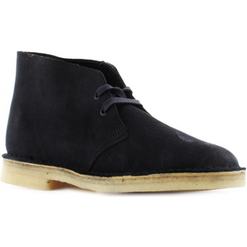 Chaussures Homme Boots Clarks 26155478 Blu