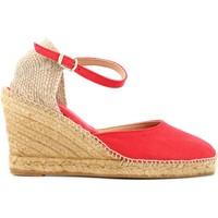 Chaussures Femme Espadrilles Toni Pons PORTBOU Rosso