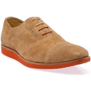Chaussures Homme Richelieu Dillinger Monaco Marron