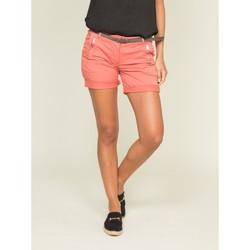 Vêtements Femme Shorts / Bermudas Dona X Lisa Short chino XORA Corail