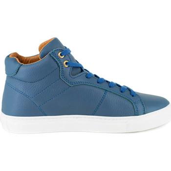Chaussures Homme Baskets montantes Peter Blade MAZATLAND BLEU JEANS Bleu