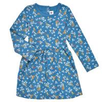 Vêtements Fille Robes courtes Petit Bateau EMILIENNE Multicolore