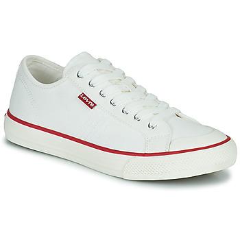 Chaussures Femme Baskets basses Levi's HERNANDEZ S Blanc