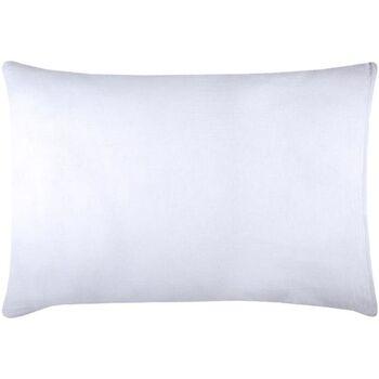 Maison & Déco Taies d'oreillers, traversins Gadget Et Bazar Housse de protection d'oreiller en coton 50 x 70 cm Blanc