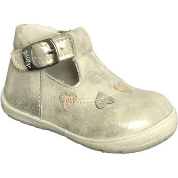 Chaussures Fille Sandales et Nu-pieds Bellamy Rika argent